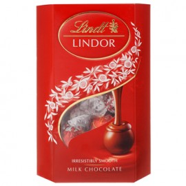 Lindts Milk Chocolate Truffles