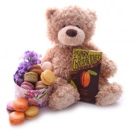 Sweet Stuffed Bear