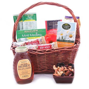 Peaceful Picnic Gift Basket