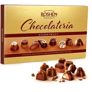 Roshen Assorted Chocolates
