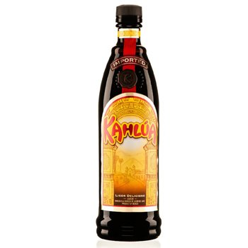Bottle of Kahlua