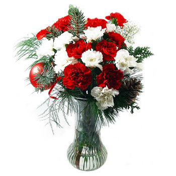 Holiday Buds Bouquet
