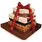 Festive-Chocolate-Gift-Tower-Medium